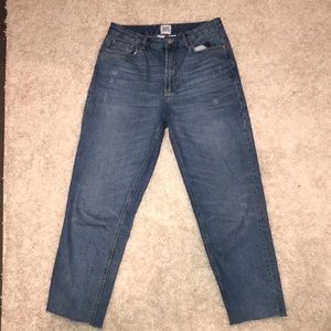 urban outfitters mom jeans NWOT